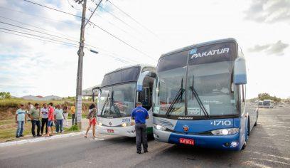 Cadastramento para transporte universitário acontece de 22 a 26 de julho