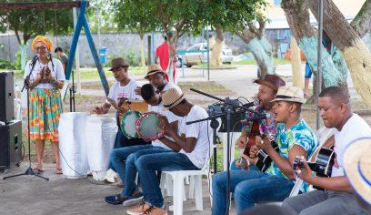 Samba Chula nas Praças chega aos 46 no domingo (11)