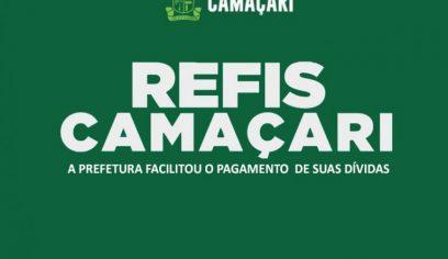 Prefeitura de Camaçari oferece novo prazo para o Refis e começa nesta sexta (9/8)