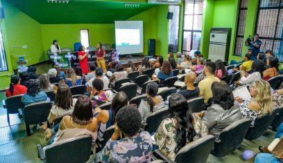 CRAM Yolanda Pires inicia campanha Agosto Lilás com seminário