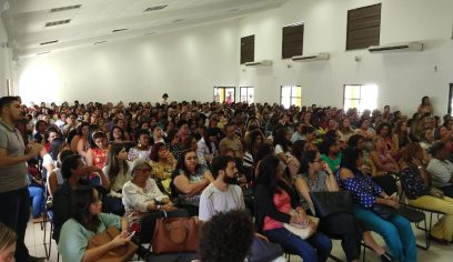 Servidores das unidades de saúde participam de seminário sobre planificação do SUS