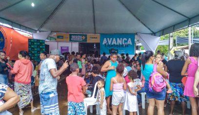 Sesau leva serviços de saúde para mais de duas mil pessoas em Itaipu de Monte Gordo