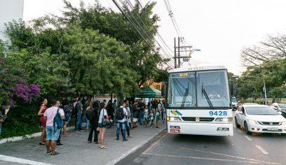 Prazo de recadastramento do Transporte Universitário encerra nesta sexta (30)