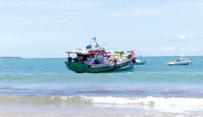 Pescadores participam de curso para obter caderneta de aquaviário