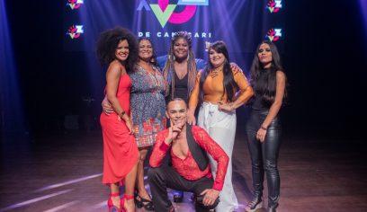 A Voz de Camaçari: seis artistas seguem para a semifinal