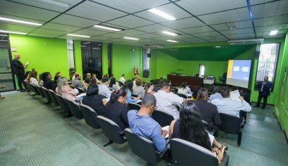 Servidores participam do segundo módulo de capacitação sobre licitação