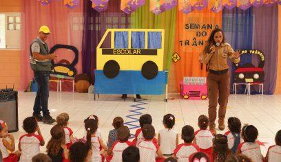 STT realiza ações socioeducativas nas escolas