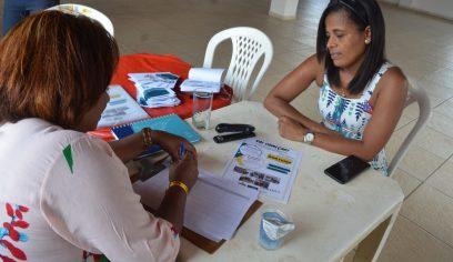 Sehab realiza 1º Plantão Social do PTS no Sítio Horizonte