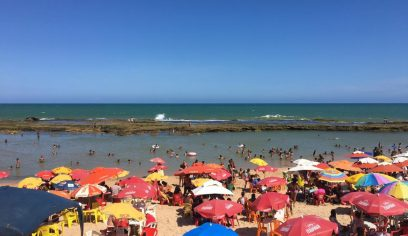 Boletim do Inema confirma balneabilidade das praias da Costa de Camaçari