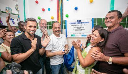 Ciei Verdes Horizontes requalificado é recebido com alegria pela comunidade