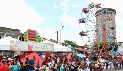Festa do Dia das Crianças leva alegria para mais de 12 mil crianças