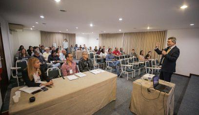 Servidores participam de capacitação sobre obras e serviços de engenharia