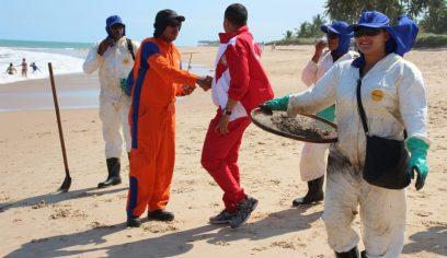 Defesa Civil e Setur mantém ações de limpeza e monitoramento de praias