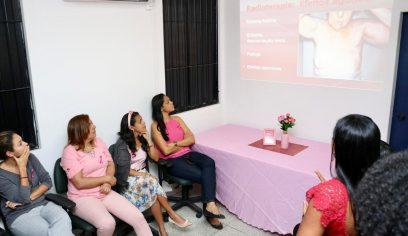 Controladoria promove palestra sobre câncer de mama