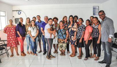 Parceria entre Prefeitura e Senac capacita 25 beneficiários do CadÚnico