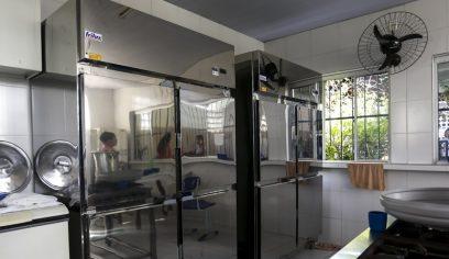 Prefeitura realiza renovação de eletrodomésticos das cantinas das escolas