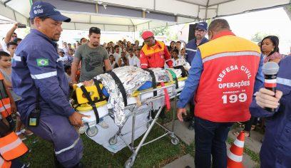 Simulado de emergência acontece em Camaçari nesta quarta (20)