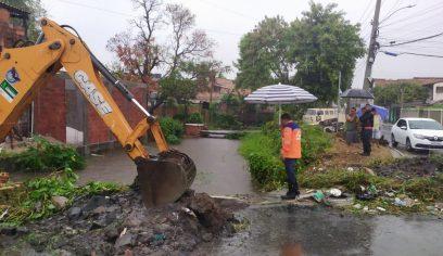 Defesa Civil de Camaçari se mantém alerta por conta da chuva