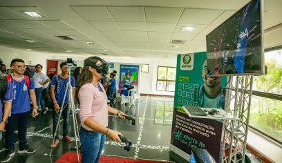 Jornada Universitária é iniciada e movimenta comunidade escolar do município