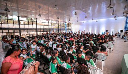 Proerd forma mais 377 alunos de sete escolas públicas de Camaçari