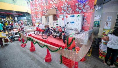 3º Natal Premiado sorteará diversos prêmios no Centro Comercial