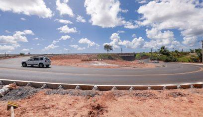 Intervenções no Viaduto da Cascalheira proporcionam menos retenção e mais segurança