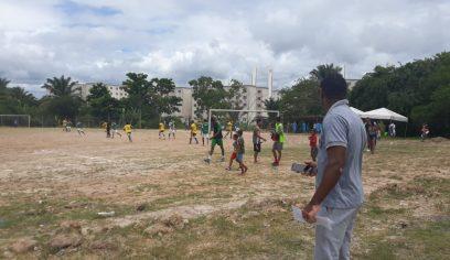1º Torneio de Futebol Solidário beneficia famílias carentes de Camaçari