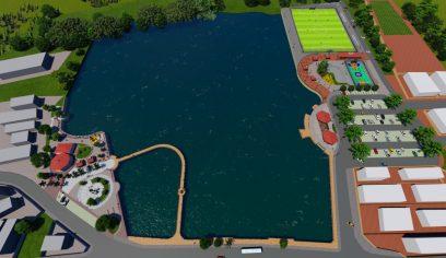 Assinatura da ordem de serviço da Lagoa de Jauá acontece nesta terça (28)