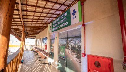 Prefeito inaugura Multicentro de Saúde do Distrito de Monte Gordo