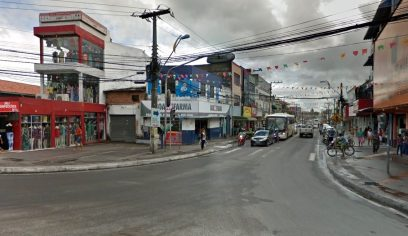 STT promove mudanças no trânsito no centro de Camaçari