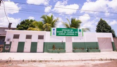 USF Jardim Limoeiro II será inaugurada nesta quinta-feira (30)