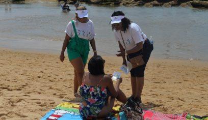 Prefeitura realiza ação de conscientização em Arembepe