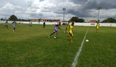 2ª rodada da Copa Furacão de Futebol de Base acontece neste sábado