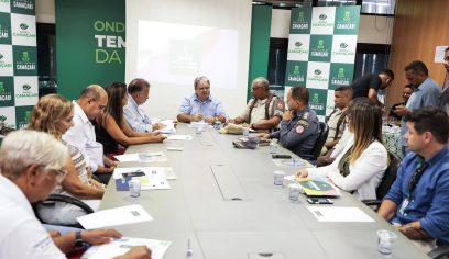 Planejamento do Festival de Arembepe é debatido em reunião