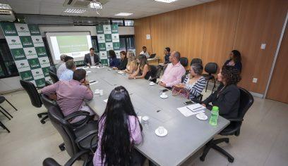 Conselho Administrativo realiza 1ª reunião de 2020