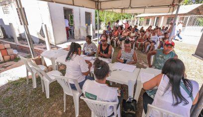 Ses@u + Perto de Você atende 1.187 pessoas em Rancho Alegre