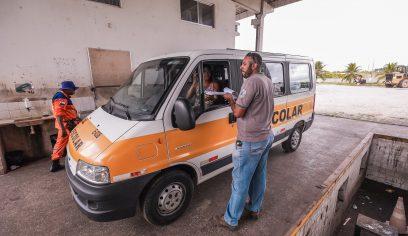 Pedido de renovação de alvará de táxi segue até 13 de março