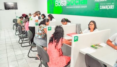 Bolsa Social tem novos contemplados na Sede e na Costa de Camaçari
