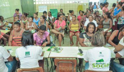 Bolsa Social contempla moradores de Coqueiro de Monte Gordo