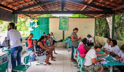 Serviços sociais são oferecidos em comunidades da zona rural