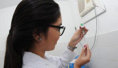 Campanha de vacinação contra o sarampo começa nesta segunda-feira (10)