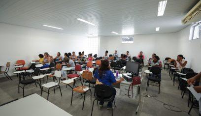 Profissionais participam de curso de Marketing Pessoal no CIAT