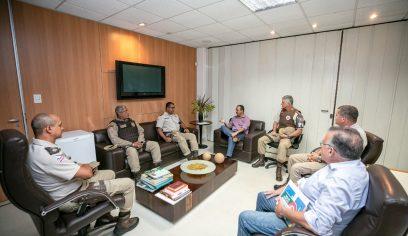 Polícia Militar apoiará a distribuição das Cestas de Páscoa