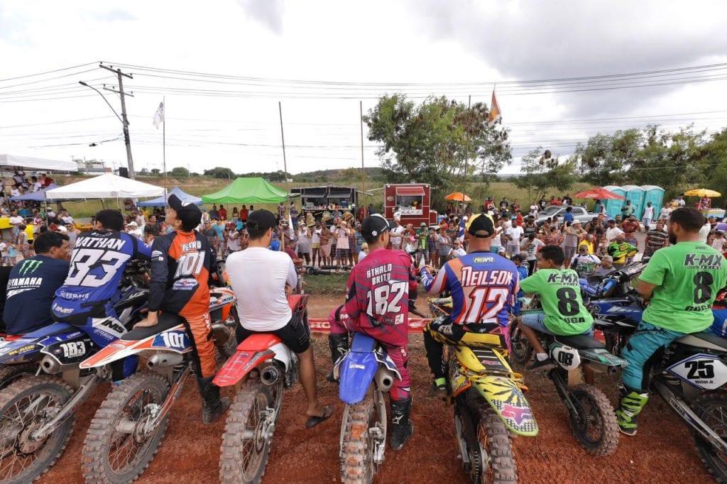Pista Municipal de Motocross protagoniza a 1ª Etapa da Copa Bahia 2