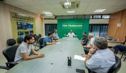 Prefeitura de Camaçari garante transporte para servidores da saúde