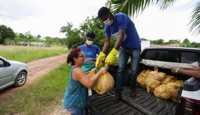 Sedap realiza entrega de sementes em 11 comunidades