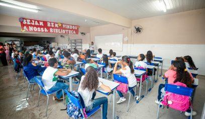 Rede Pública de Ensino volta às aulas nesta terça-feira (10)