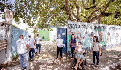 Organizações da sociedade civil recebem Cesta de Páscoa