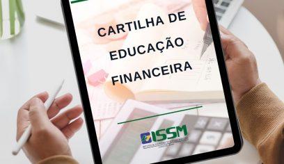 ISSM publica cartilha de educação financeira