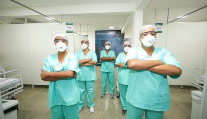 Centro Intermediário de Enfrentamento ao Coronavírus entra em funcionamento
